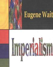 Cover of: Imperialism
