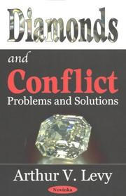 Cover of: Diamonds and conflict |