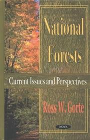 Cover of: National forests