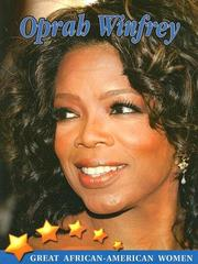 Cover of: Oprah Winfrey | Heather C. Hudak