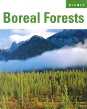 Cover of: Boreal forests | Patricia Miller-Schroeder