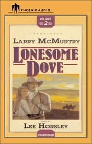 Cover of: Lonesome Dove Vol. 2