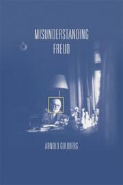 Cover of: Misunderstanding Freud (JAPA Book)