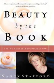 Cover of: Beauty by the Book | Nancy Stafford