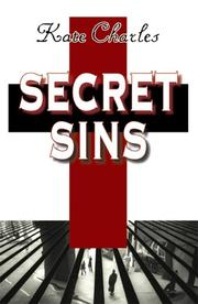 Cover of: Secret Sins