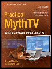 Cover of: Practical MythTV |