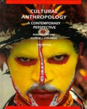 Cultural anthropology by Roger M. Keesing
