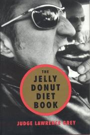 Cover of: The jelly donut diet book