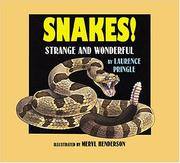 Cover of: Snakes!