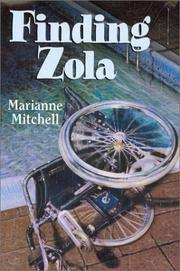 Cover of: Finding Zola