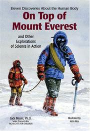 Cover of: On Top of Mount Everest