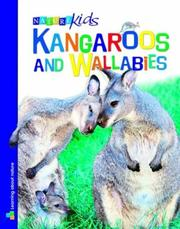 Cover of: Australian kangaroos and wallabies | Steve Parish