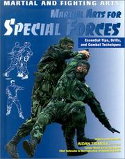 Cover of: Martial Arts for Special Forces (Martial and Fighting Arts)