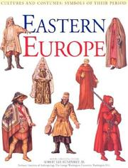 Cover of: Eastern Europe (Cultures and Costumes)