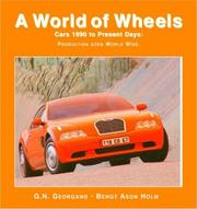 Cover of: Cars 1990 to present days