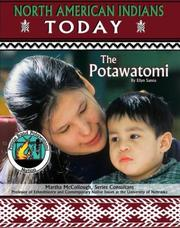 Cover of: Potawatomi (North American Indians Today)