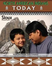 Cover of: Sioux | Karen LoneHill