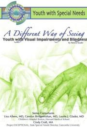 Cover of: A Different Way of Seeing