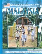 Cover of: Malaysia (The Growth and Influence of Islam in the Nations of Asia and Central Asia) |
