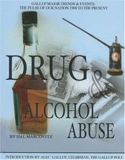 Cover of: Drug & Alcohol Abuse (Gallup Major Trends and Events)