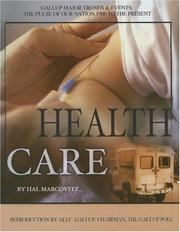 Cover of: Health Care (Gallup Major Trends and Events)