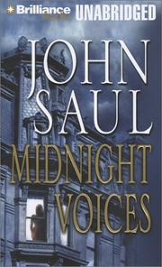 Cover of: Midnight Voices