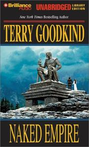 Naked Empire (Sword of Truth, Book 8) by Terry Goodkind