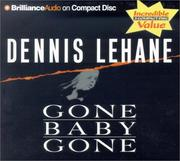 Cover of: Gone, Baby, Gone (Patrick Kenzie/Angela Gennaro)