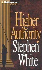 Cover of: Higher Authority (Dr. Alan Gregory) |
