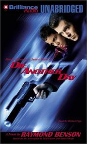 Cover of: Die Another Day (James Bond) | Raymond Benson