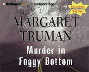Cover of: Murder in Foggy Bottom (Capital Crimes)