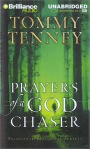 Cover of: Prayers of a God Chaser |