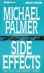 Cover of: Side Effects | Michael Palmer