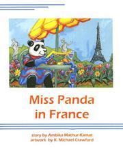Cover of: Miss Panda in France