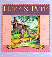 Cover of: Huff 'N' Puff (Twice Upon a Time)