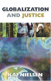 Cover of: Globalization and Justice