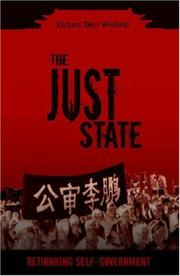Cover of: The Just State
