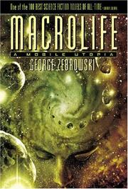 Cover of: Macrolife: a mobile utopia