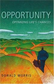 Cover of: Opportunity