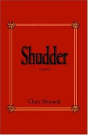 Cover of: Shudder | Chris Monack