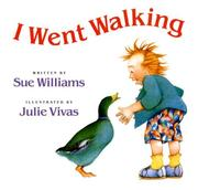 Cover of: I Went Walking