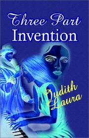 Cover of: Three Part Invention
