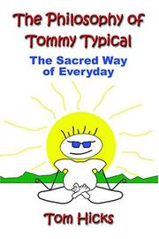 Cover of: The Philosophy Of Tommy Typical