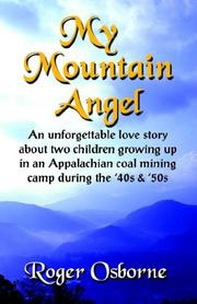 Cover of: My Mountain Angel