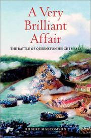 A very brilliant affair by Robert Malcomson