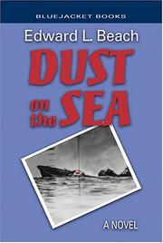 Cover of: Dust on the sea
