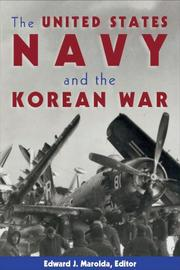 Cover of: The U.S. Navy in the Korean War