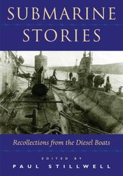 Cover of: Submarine Stories