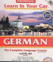 Cover of: German 3-Level Set