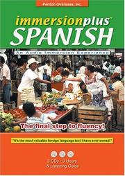 Cover of: Immersionplus Spanish Complete